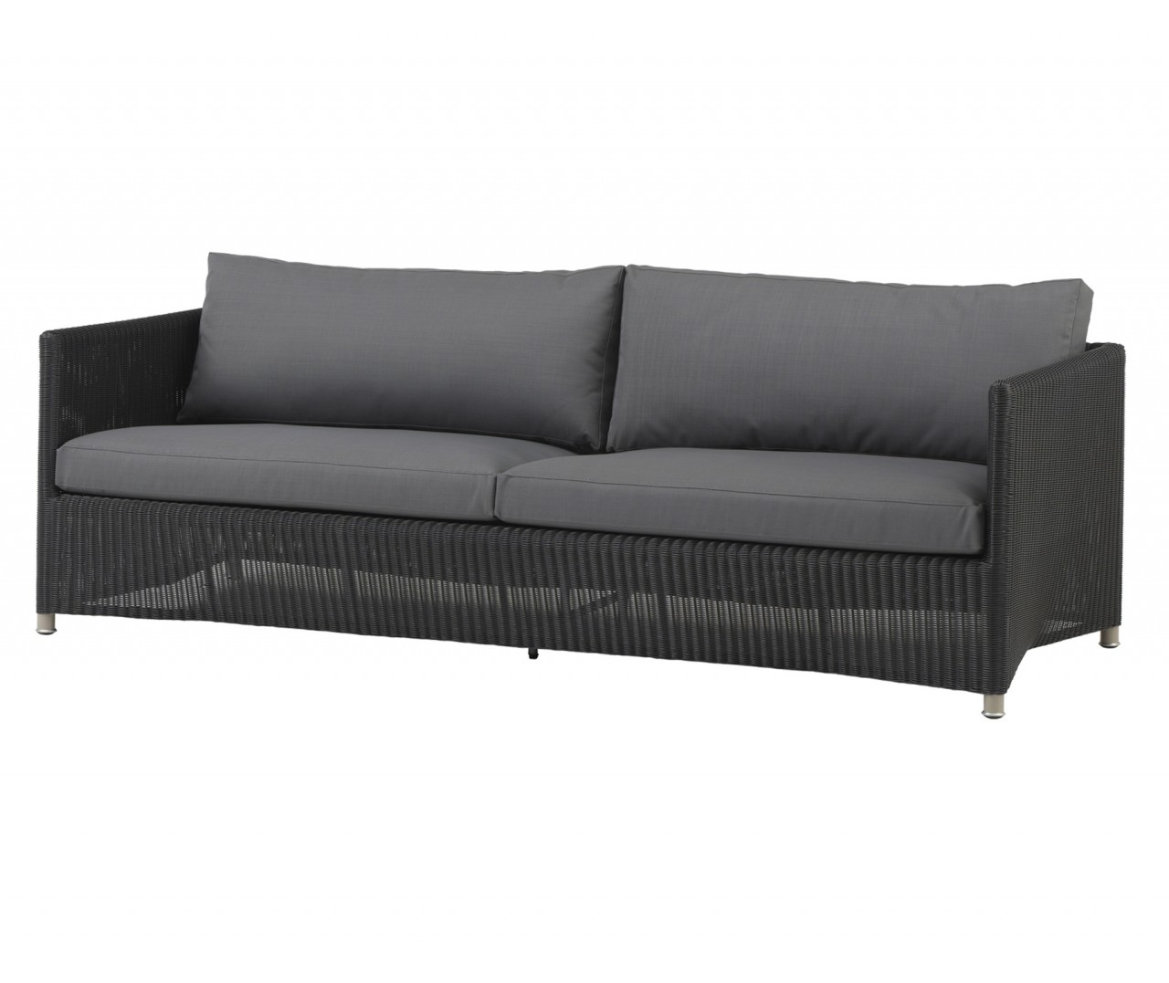 Cane-line Sofa Diamond Lounge