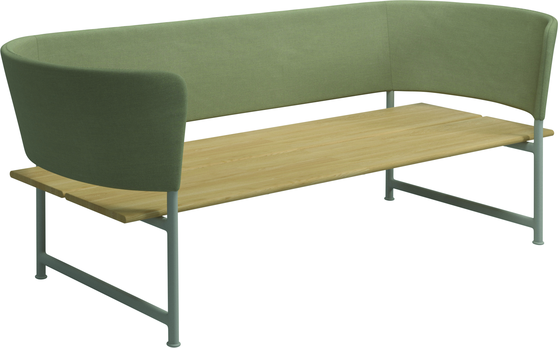 GLOSTER 2-Sitzer Sofa Atmosphere Lounge
