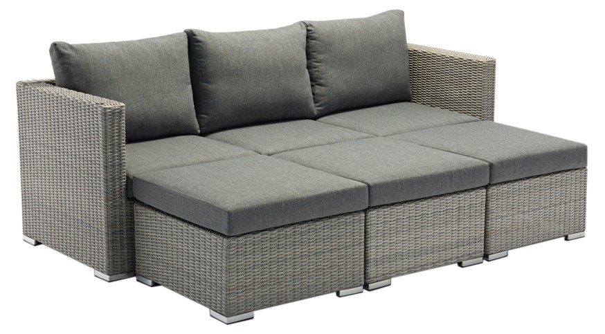 ZEBRA Sofa-Set Jack Lounge