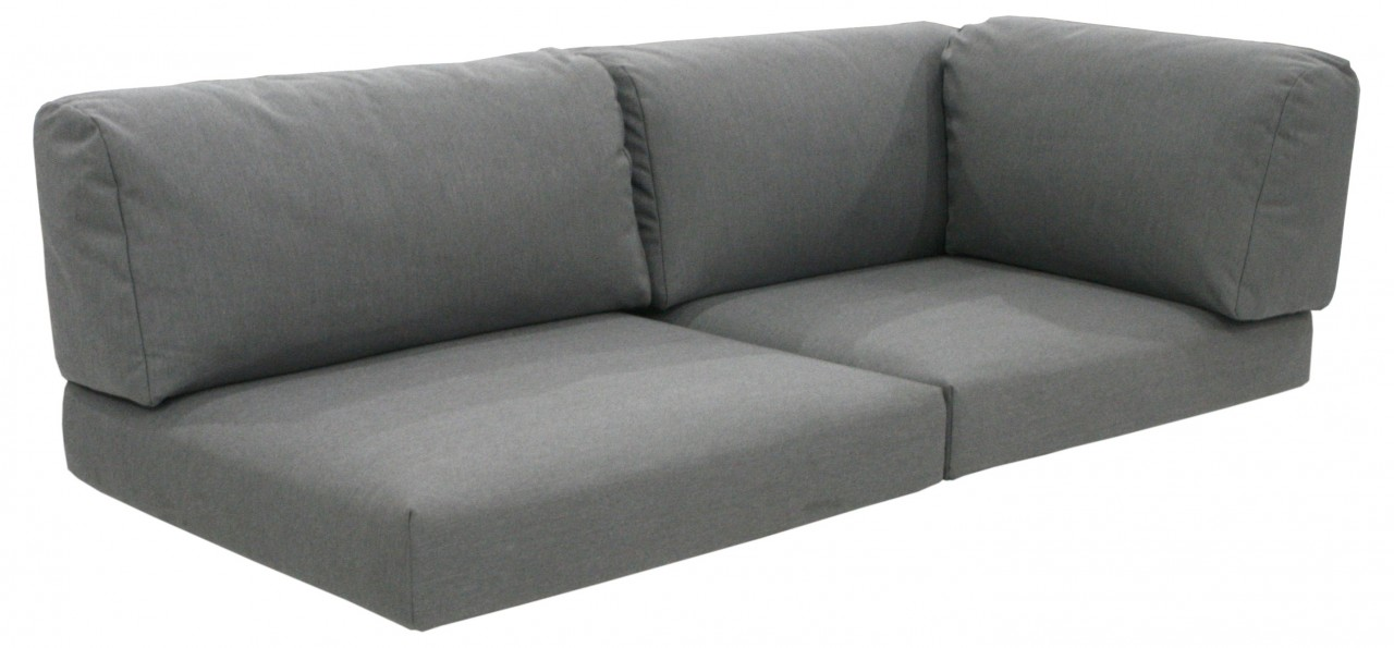 ZEBRA Kissenset für Modul Element Sofa Belvedere Lounge