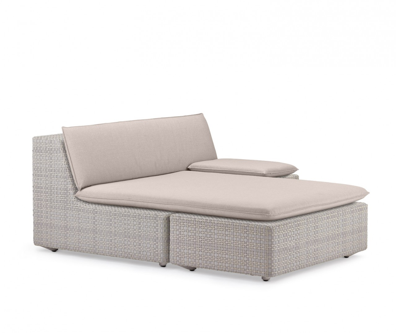 DEDON Daybed links clay Lou